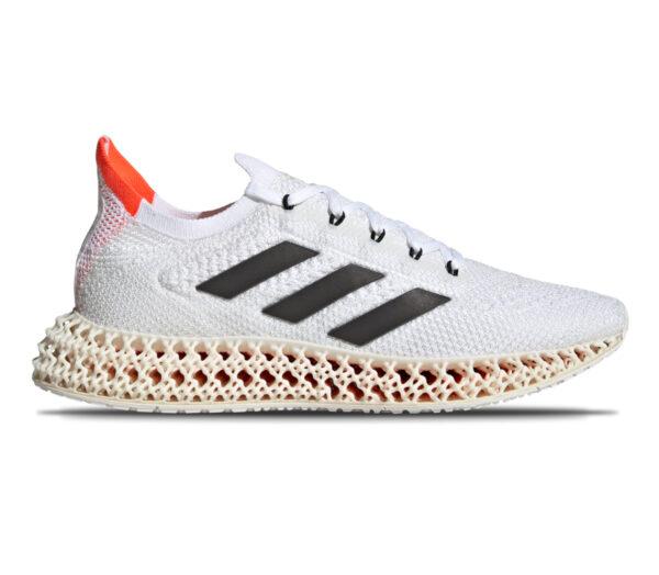 scarpa da running adidas 4DFWD da uomo colore bianco