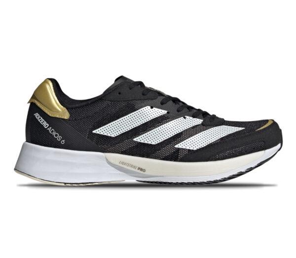 tomaia scarpa da maratona adidas adizero adios 6 donna colore nero