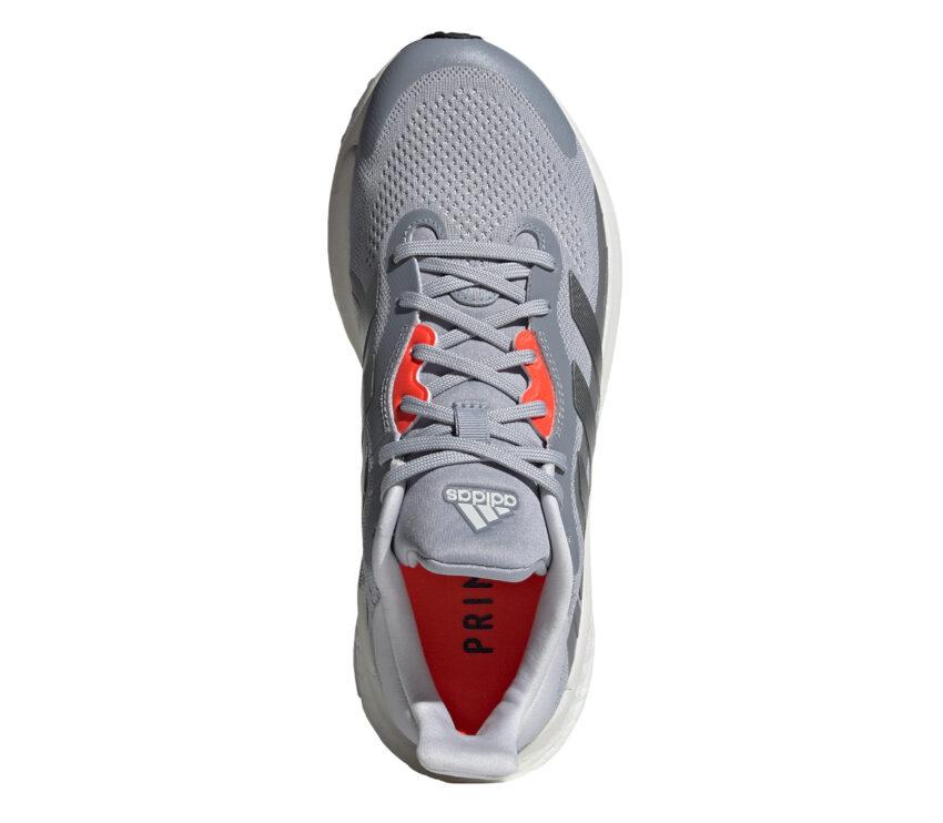 tomaia scarpa stabile da donna asics solar glide st 4 grigia