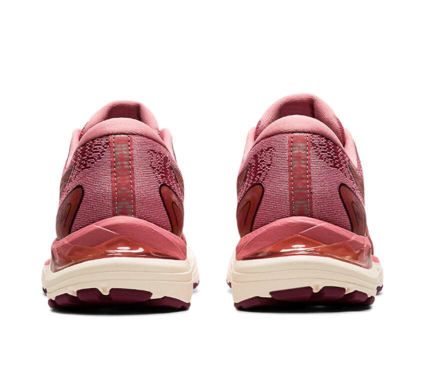 retro scarpa da running donna asics gel cumulus 23 rosa