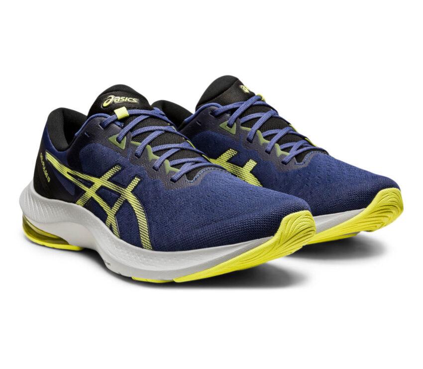 coppia asics gel pulse 13 scarpe da running ammortizzate uomo