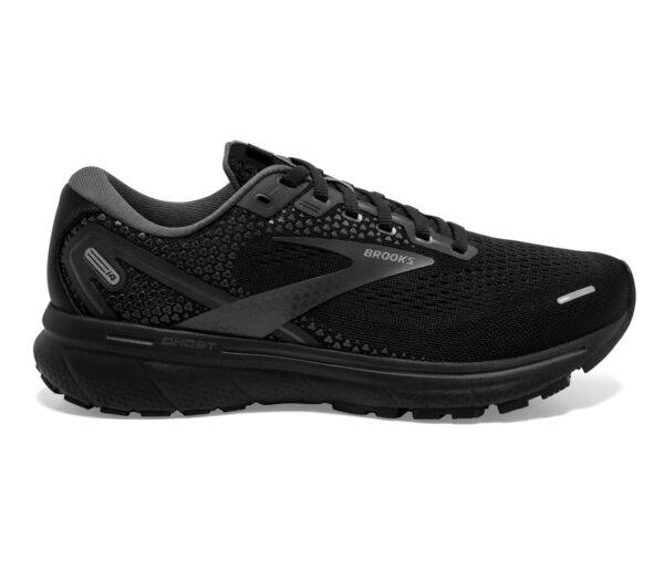 scarpa running donna brooks ghost nera