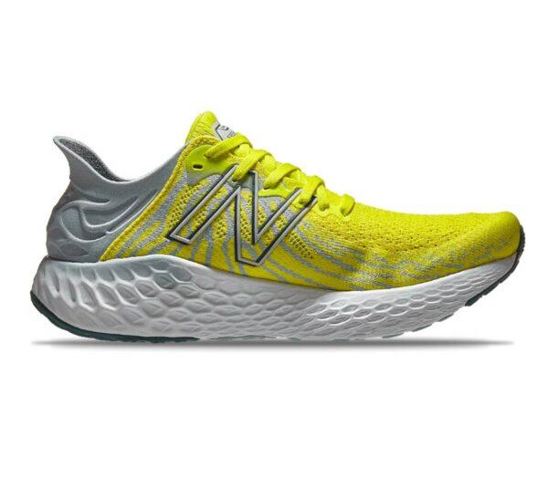 new balance 1080v11 scarpa running uomo giallo fluo