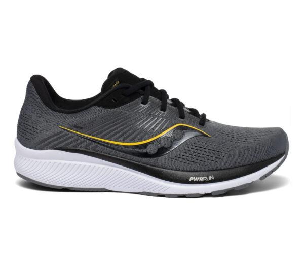 scarpa da running stabile per pronatori saucony guide 14 grigia scarpa da running stabile per pronatori saucony guide 14 bordeaux