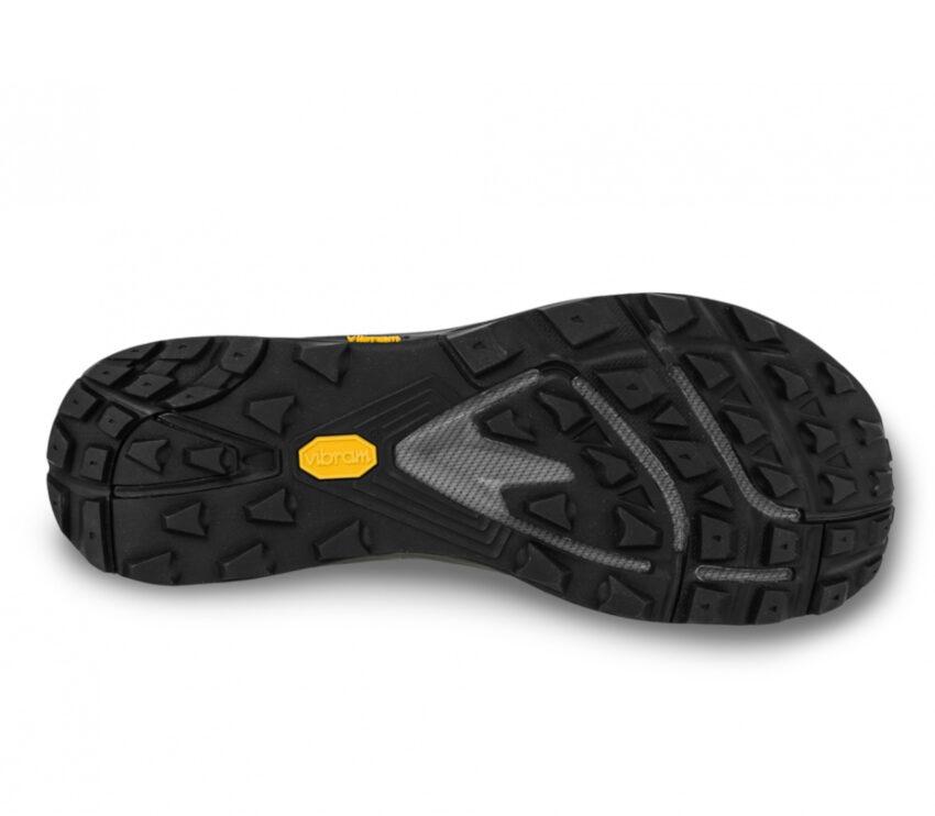 suola scarpa da trail running uomo topo terraventure 2 oliva