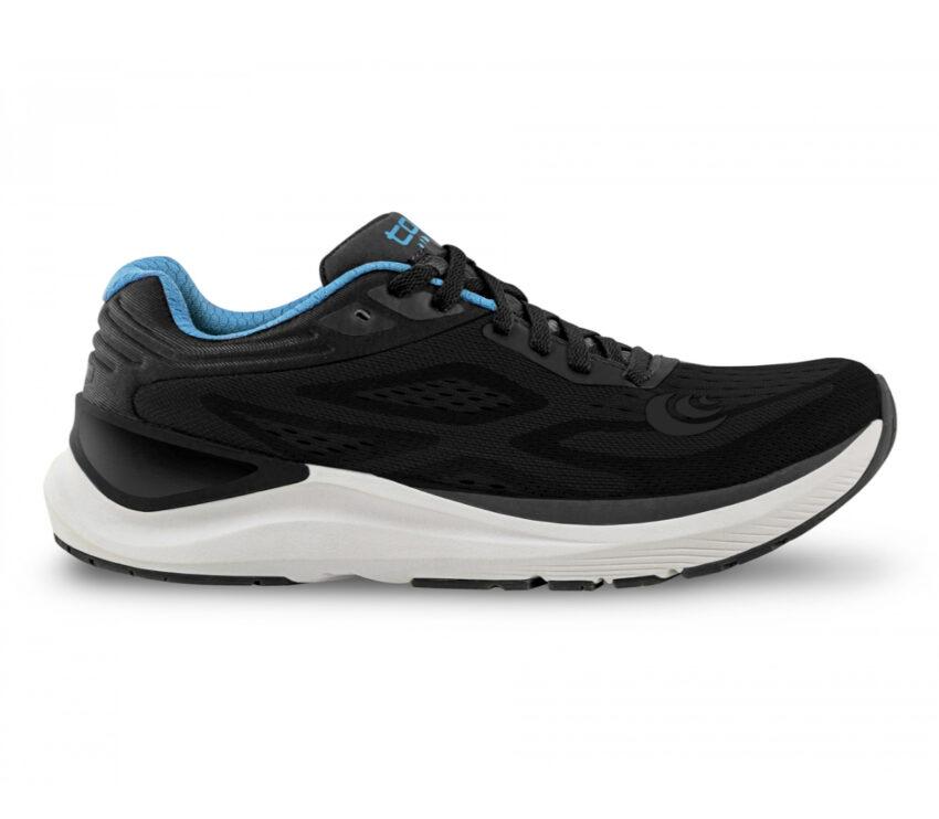 scarpa da running donna topo ultrafly 3 nera