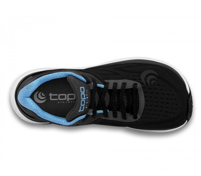 tomaia scarpa da running donna topo ultrafly 3 nera