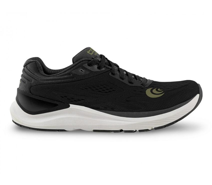 scarpa da running topo ultrafly 3 nera da uomo