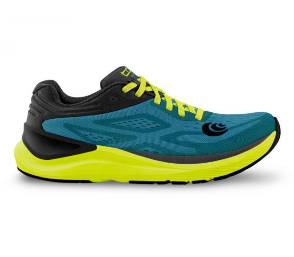 scarpa da running topo ultrafly 3 blu da uomo