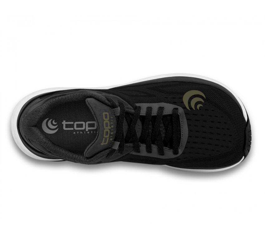 tomaia scarpa da running topo ultrafly 3 nera da uomo