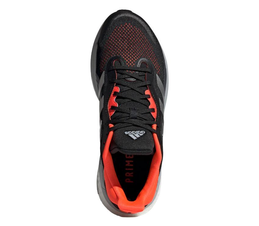 tomaia scarpa da running stabile da uomo adidas solar glide 4 st nera e rossa