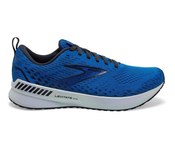 scarpa da running pronatori brooks levitate gts 5 blu