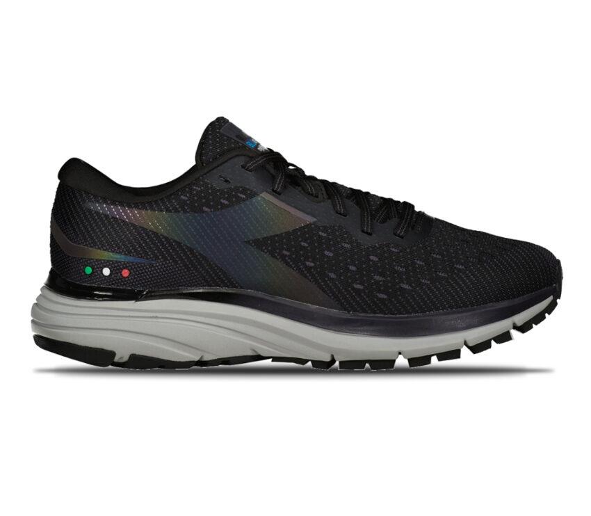 scarpa da running donna diadora mythos blushield hip 6 nera