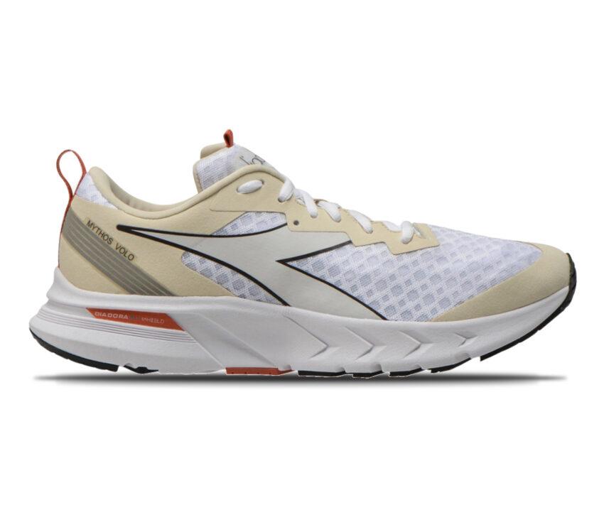 scarpa da running uomo diadora mythos blushield beige