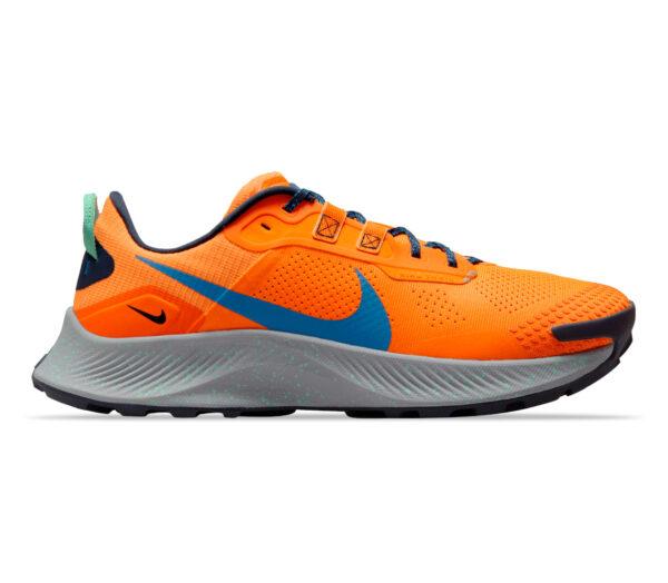 scarpa da trail running uomo nike pegasus trail 3 arancione