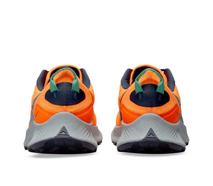 tallone scarpa da trail running uomo nike pegasus trail 3 arancione