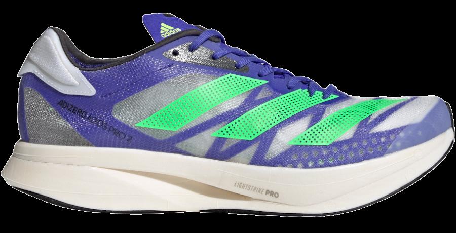 scarpa da running in fibra di carbonio adidas adios pro 2