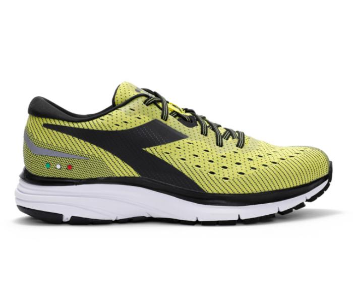 scarpa da running neutra diadora mythos blushield 6 gialla