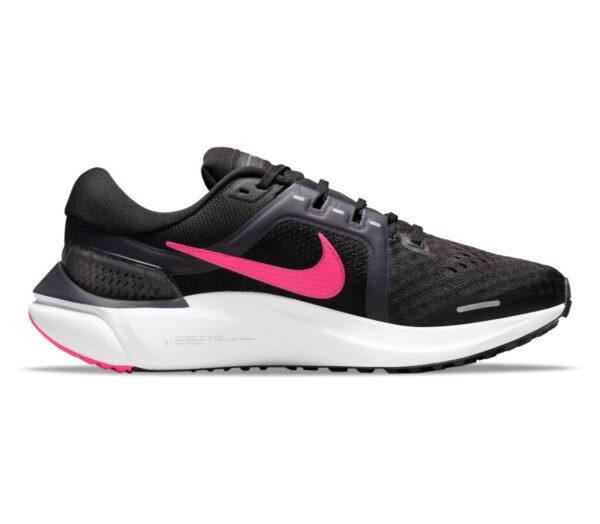 scarpe running donna nike zoom vomero nere e rosa