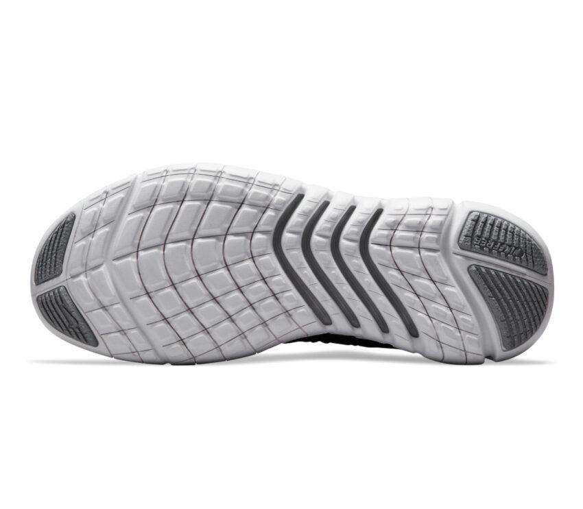 suola scarpa running donna barefoot nike free run 5 natural NERA