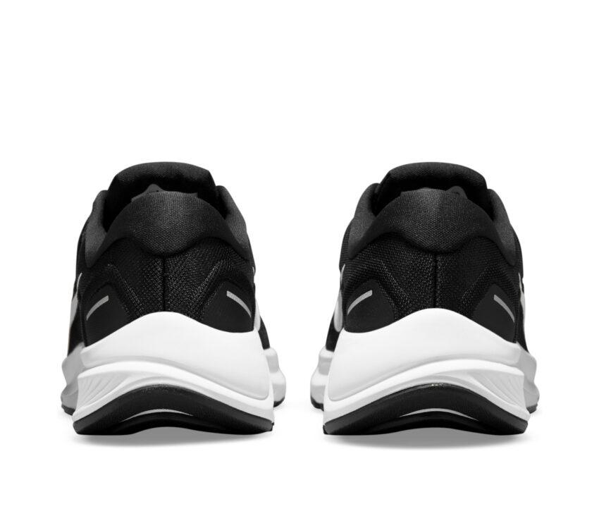 tallone scarpa da running per pronatori uomo nike structure 24 nera