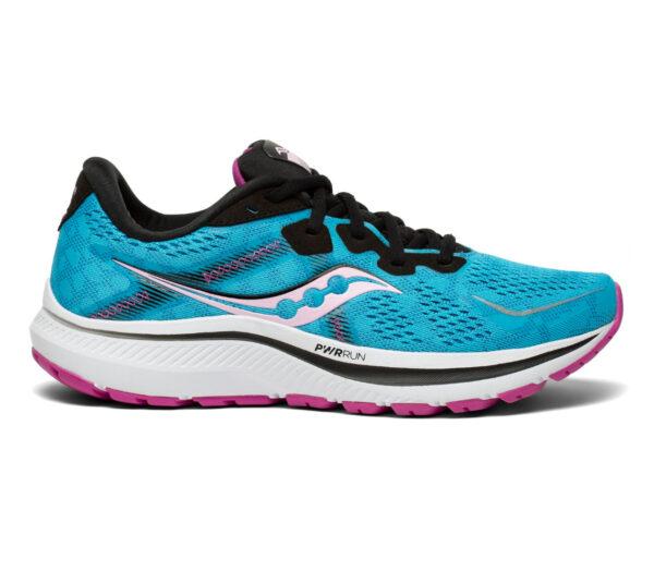 scarpa running donna pronazione saucony omni 20 blu