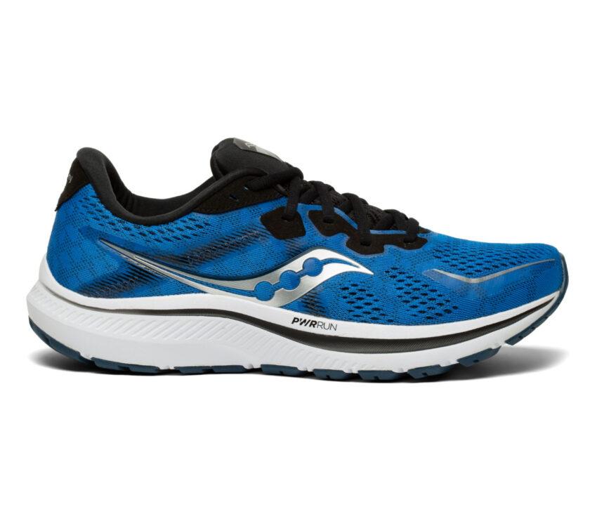 scarpa running uomo pronazione saucony omni 20 blu