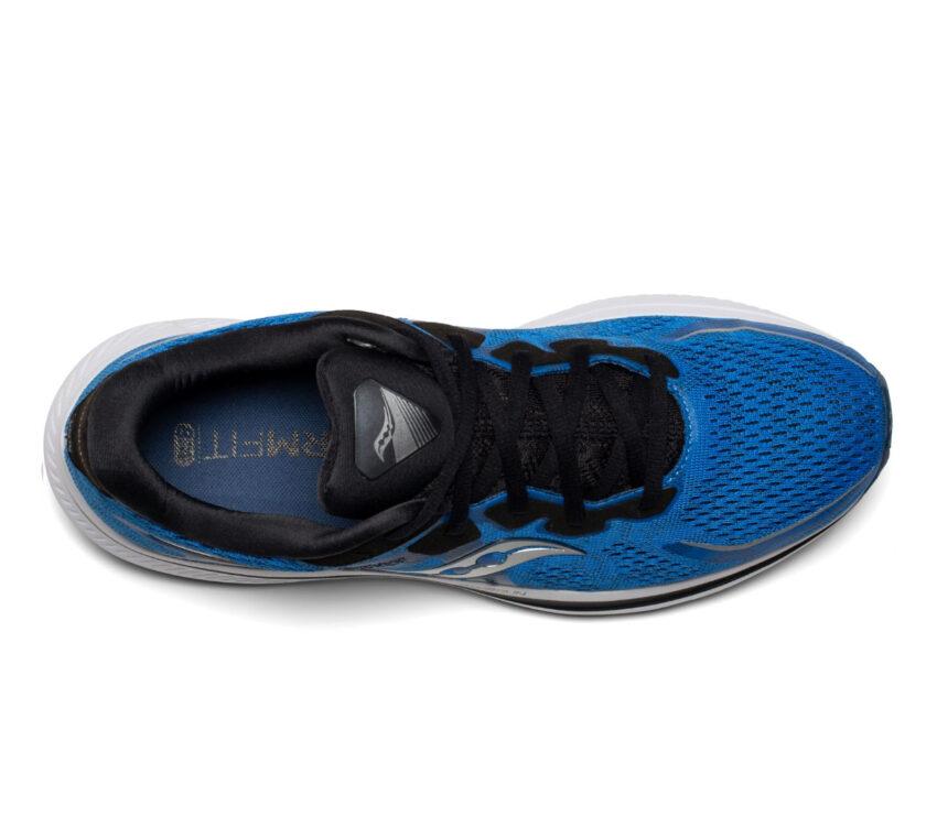 tomaia scarpa running uomo pronazione saucony omni 20 blu