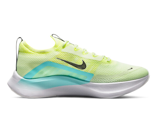 scarpa running nike zoom fly 4 fluo donna