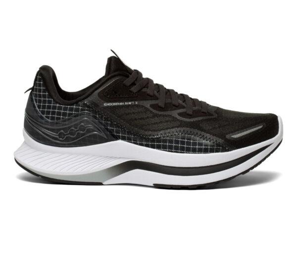 scarpa da running donna saucony endorphin shift 2 nera