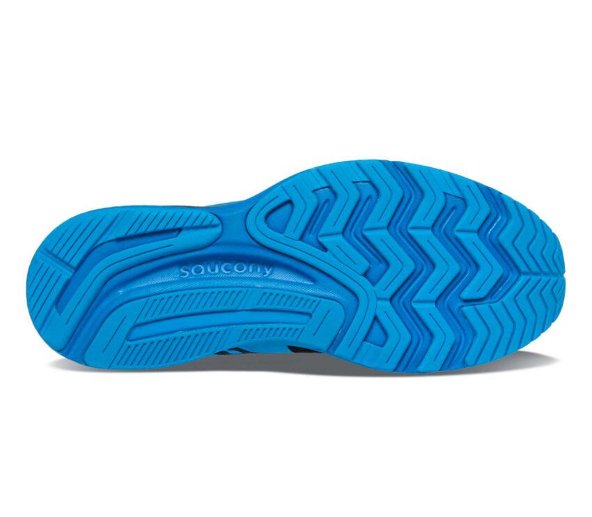 suola scarpe running pronatori uomo saucony guide 14 runshield impermeabili
